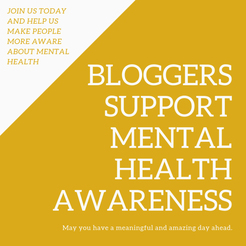 JOIN US TODAY AND HELP US MAKE PEOPLE AWARE ABOUT MENTAL HEALTH