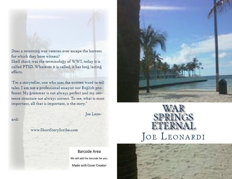 Excerpt – War Springs Eternal