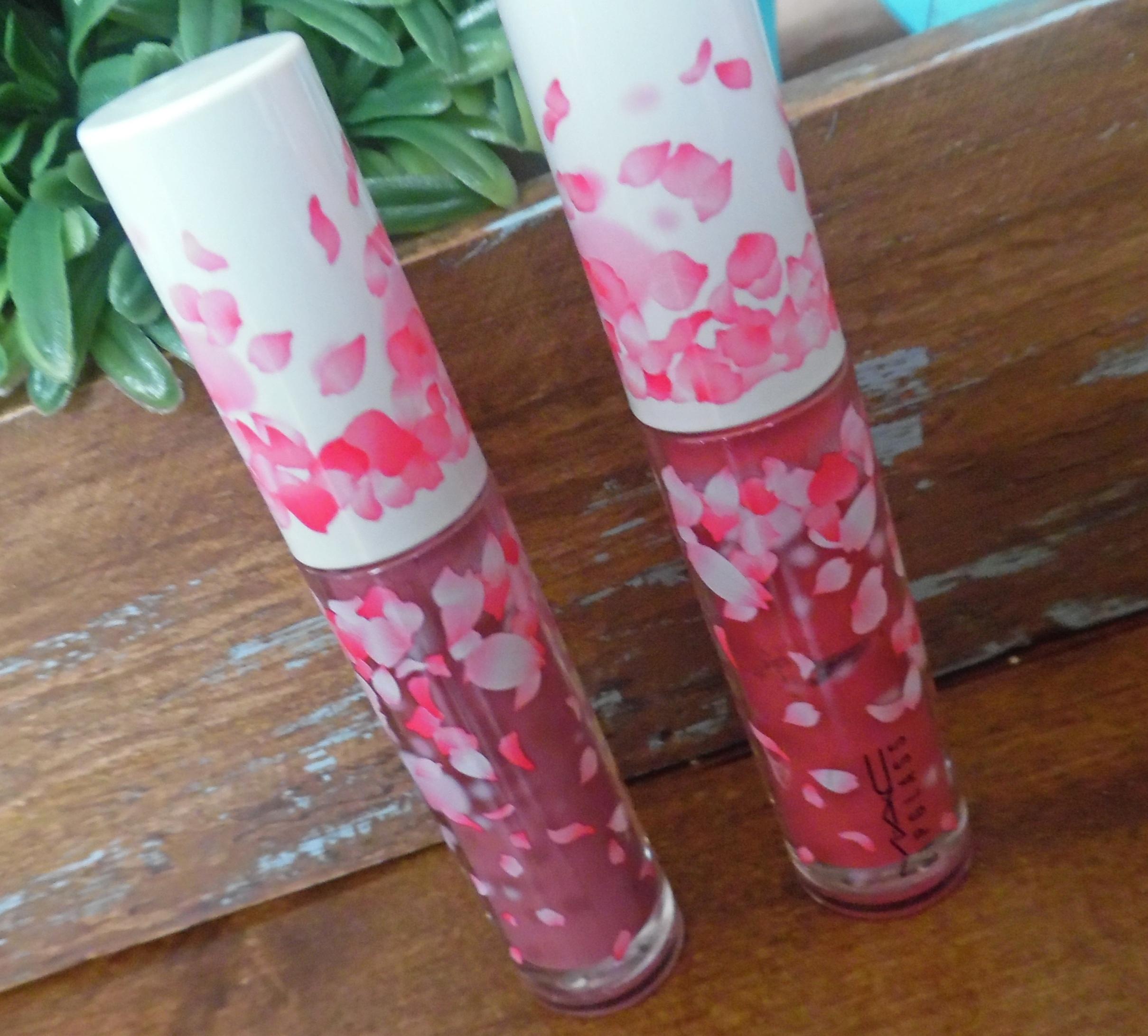 MAC Boom Boom Bloom Lippies