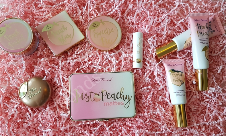 Too Faced Peaches and Cream Collection 9_20171101210304408