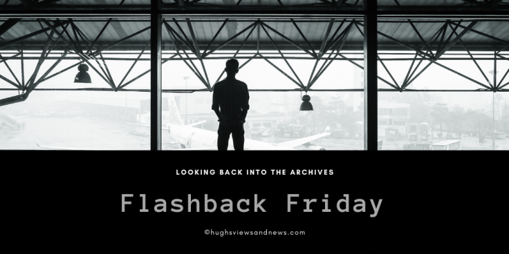 Flashback Friday - Bring life back told blog posts.
